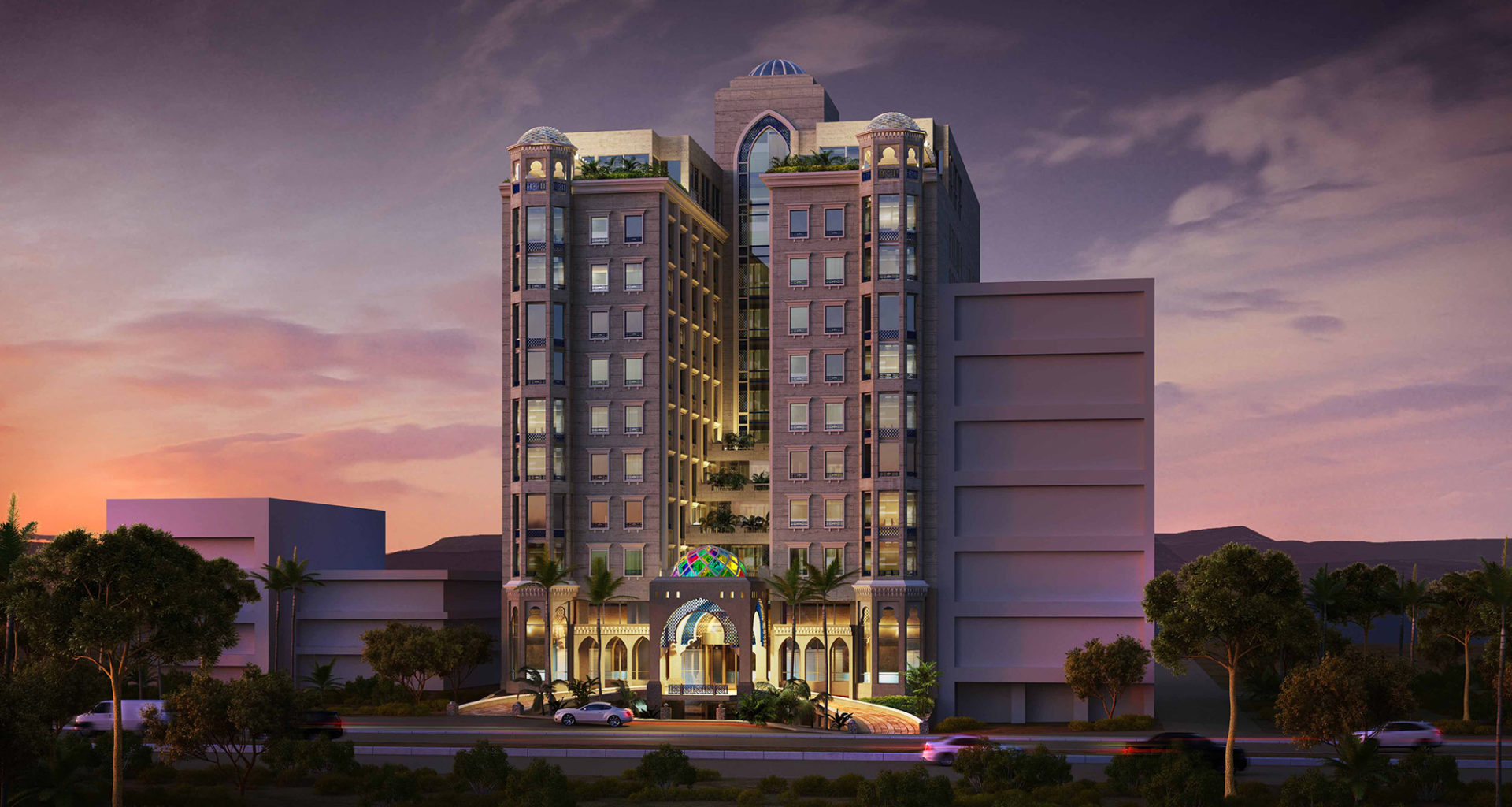 Abbas Hotel, Sulaymaniyah