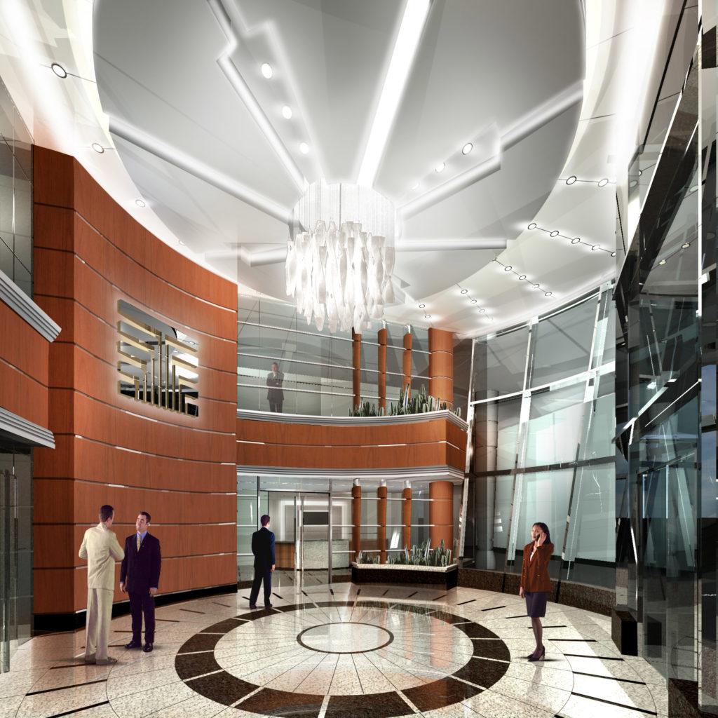 Office Tower in Bahrain