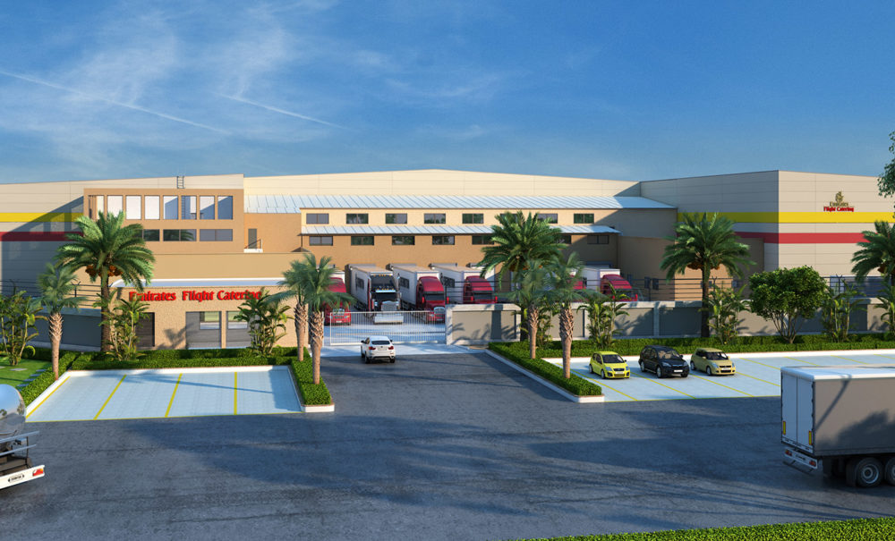 EKFC New Cold Store Project, Al Rowaiyah Third