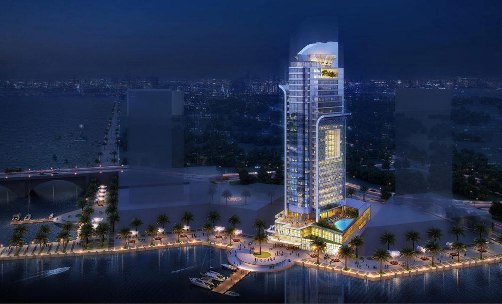 3 star Hotel for Eshraaq Properties