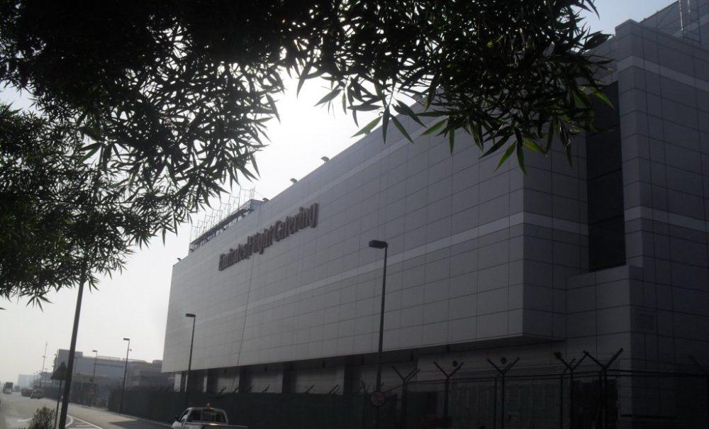 EKFC New Extension Project at Dubai Airport Terminal 1